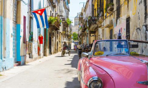 人気の観光地キューバの治安は?日本で準備することは?キューバに行くなら知っておきたいこと