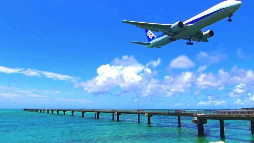 SFC修行で沖縄行くなら下地島RW17でタッチアンドゴー見るのもいいんじゃない?
