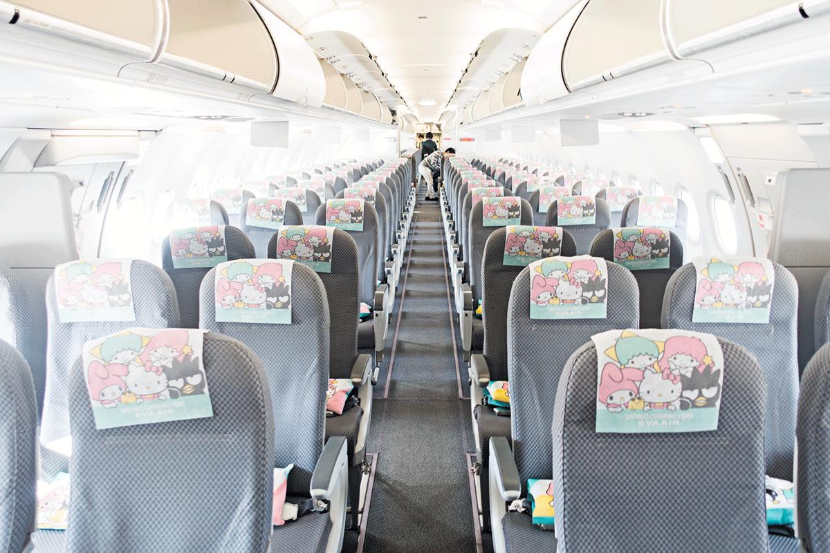 エバー航空 BR113 A321-200