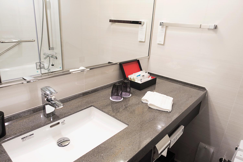 コートヤード・バイ・マリオット新大阪 バスルーム