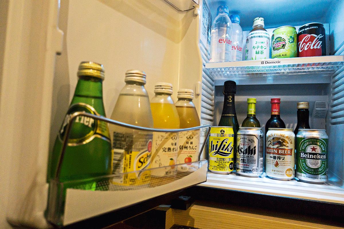 ザ・プリンスさくらタワー東京 冷蔵庫