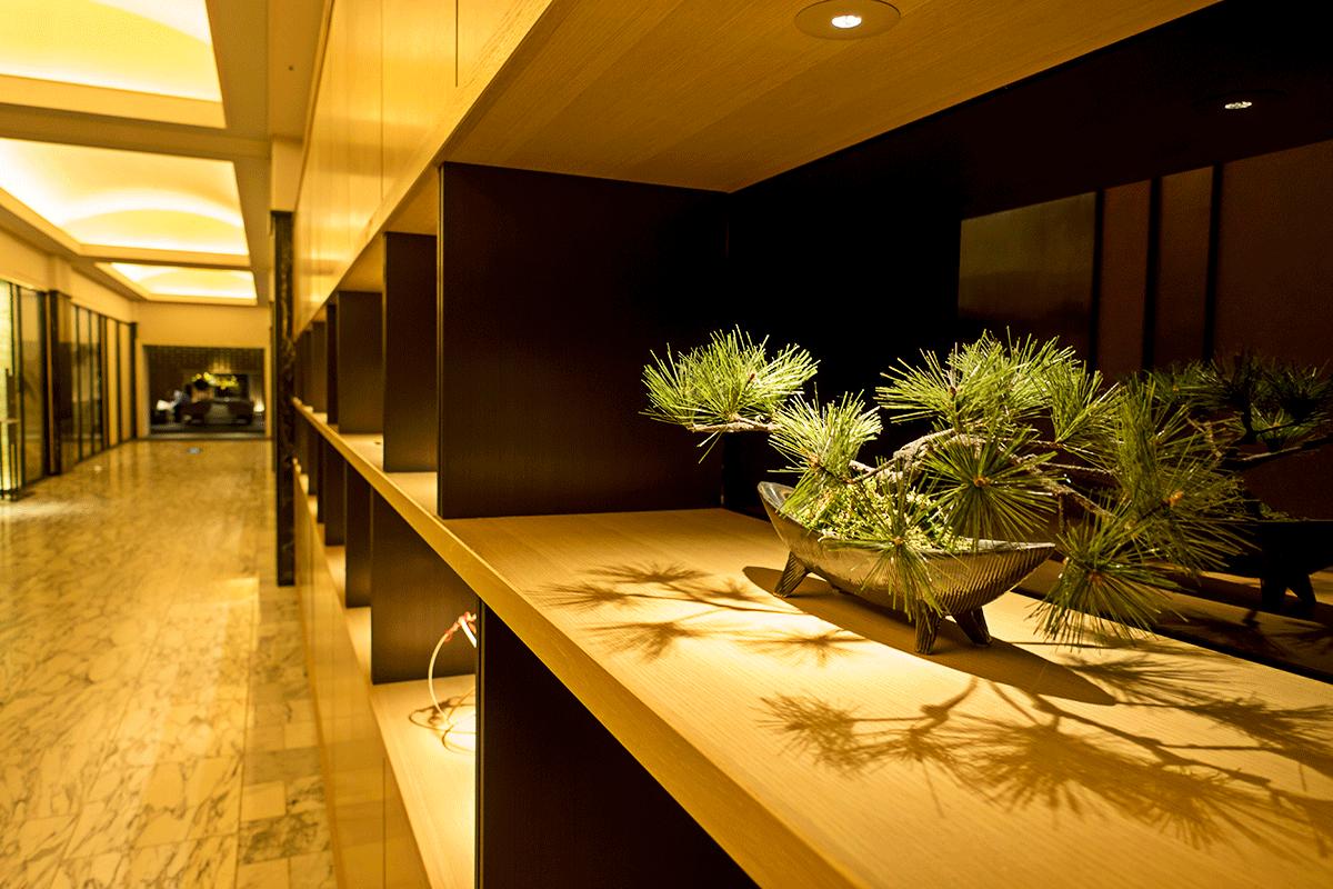 ザ・プリンスさくらタワー東京 廊下