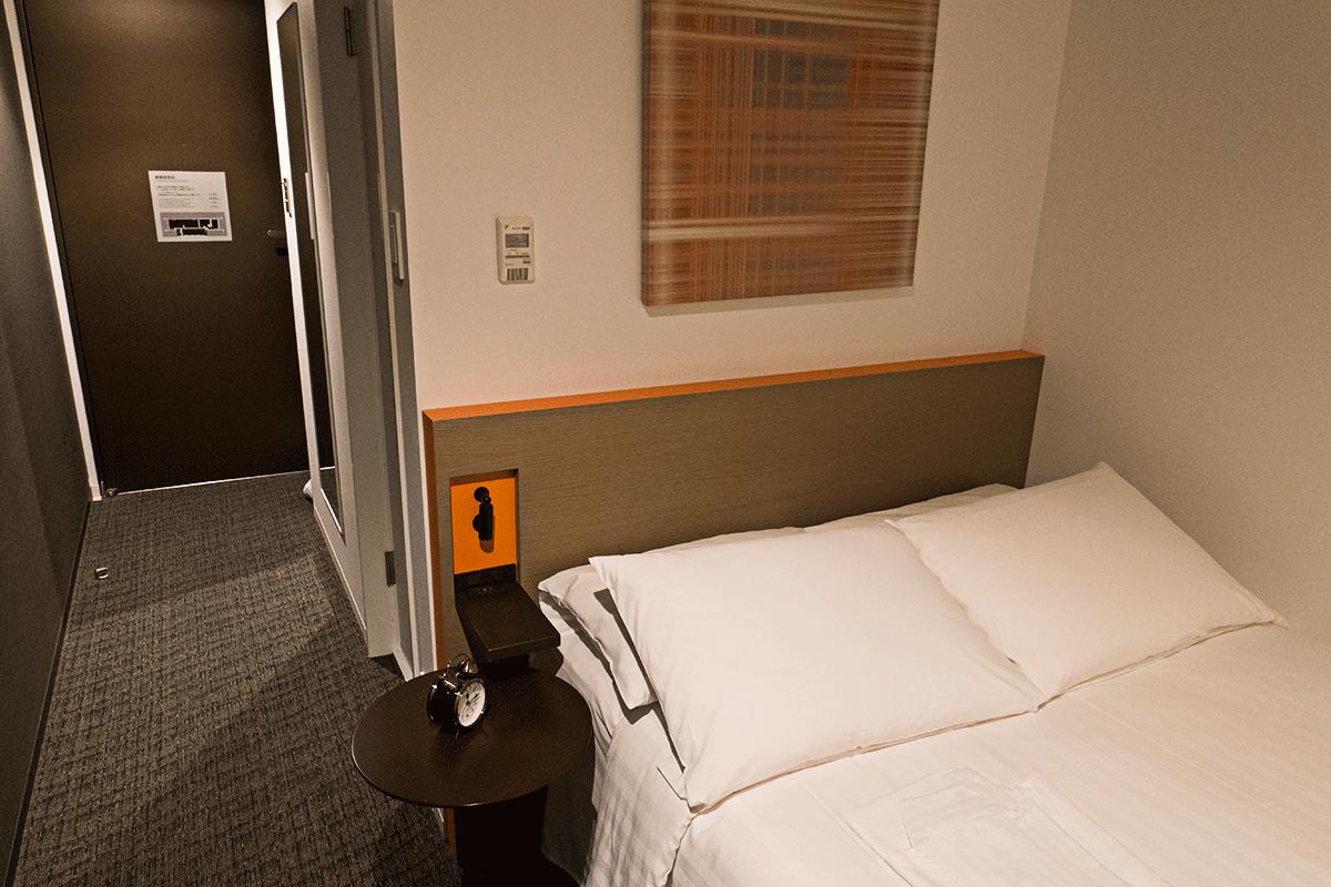 コートヤード・バイ・マリオット東京ステーション ベッド