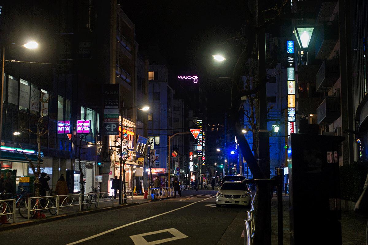 モクシー東京錦糸町 周辺環境