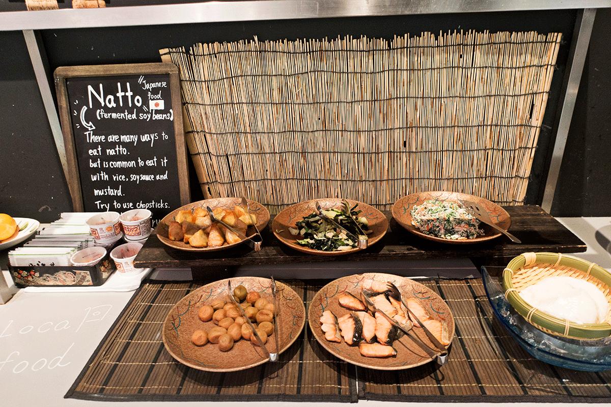 コートヤード・マリオット銀座東武ホテル ラウンジ 和食