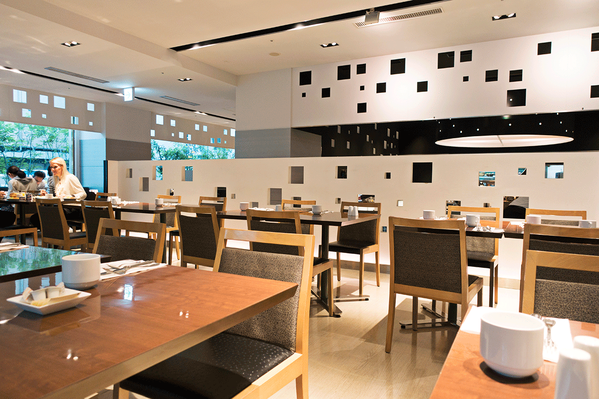 コートヤード・マリオット銀座東武ホテル ラウンジ