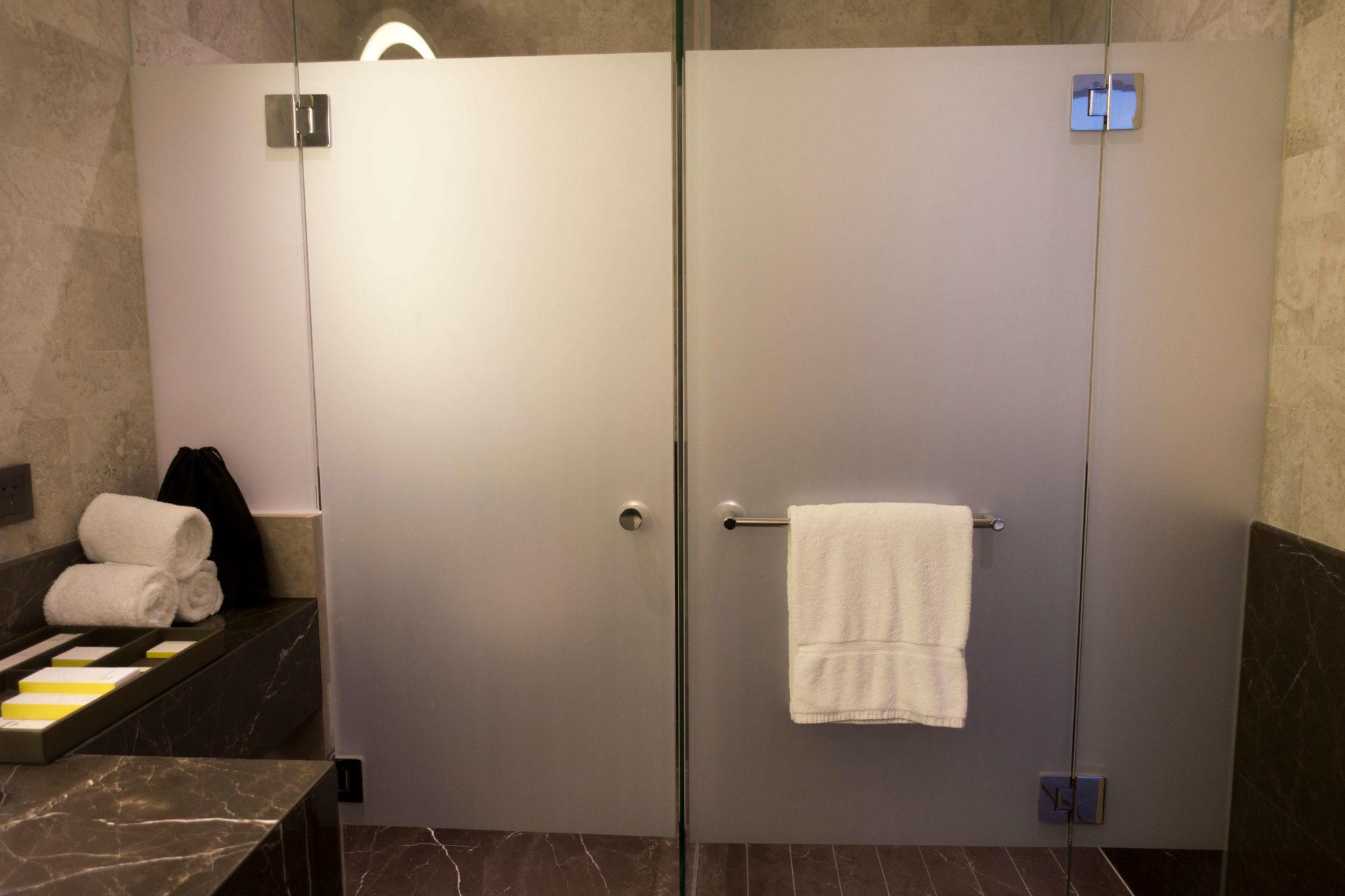 台北マリオットホテル バスルーム