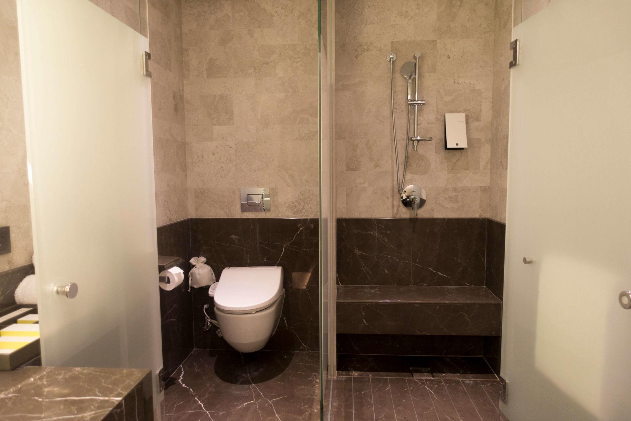 台北マリオットホテル トイレ