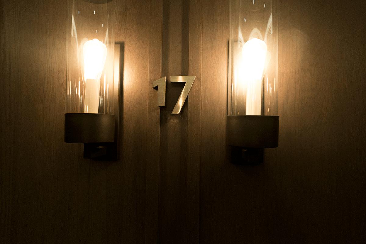 台北マリオットホテル 17階