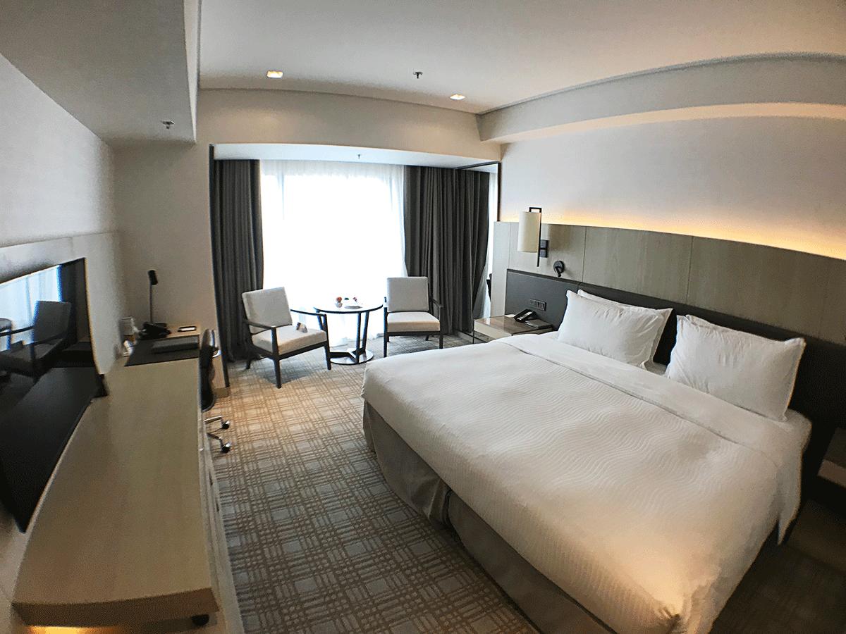 台北マリオットホテル エグゼクティブルーム