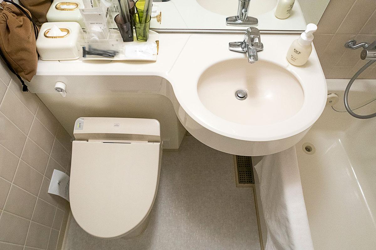 OMO7旭川のバスルーム