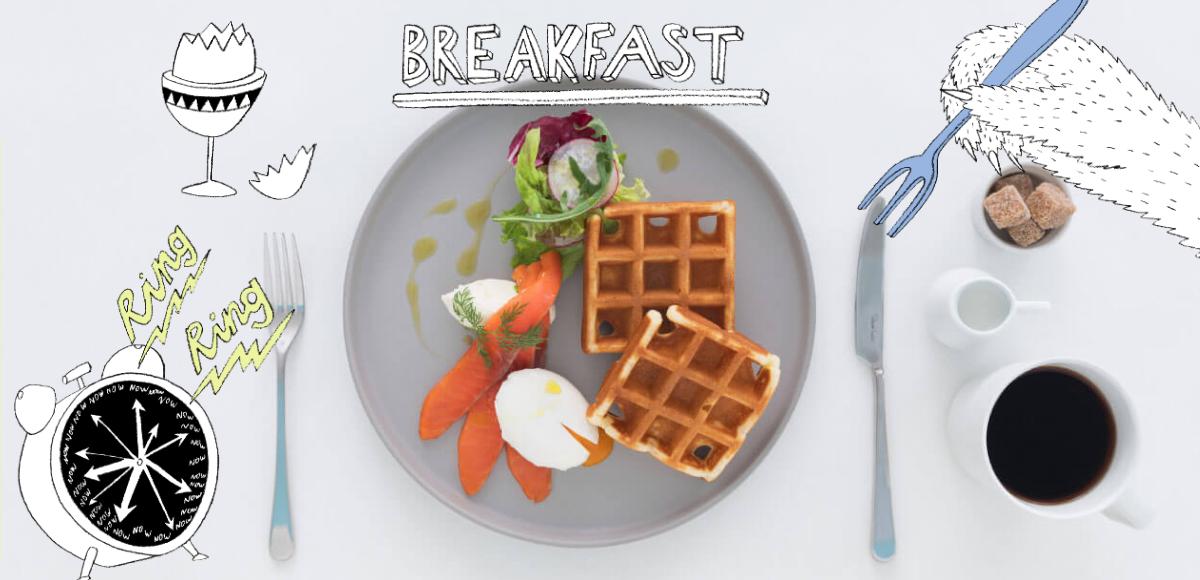 OMO7旭川の朝食