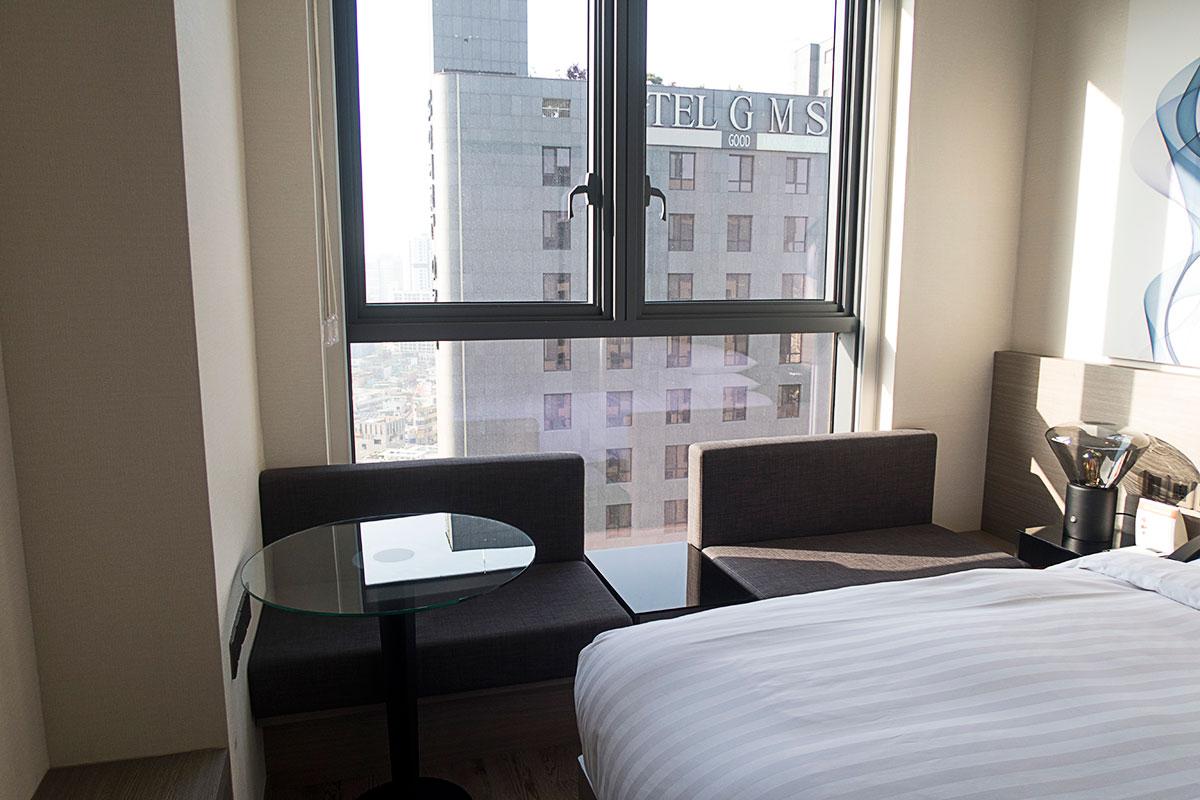 フェアフィールドバイマリオットソウルのベッドルーム