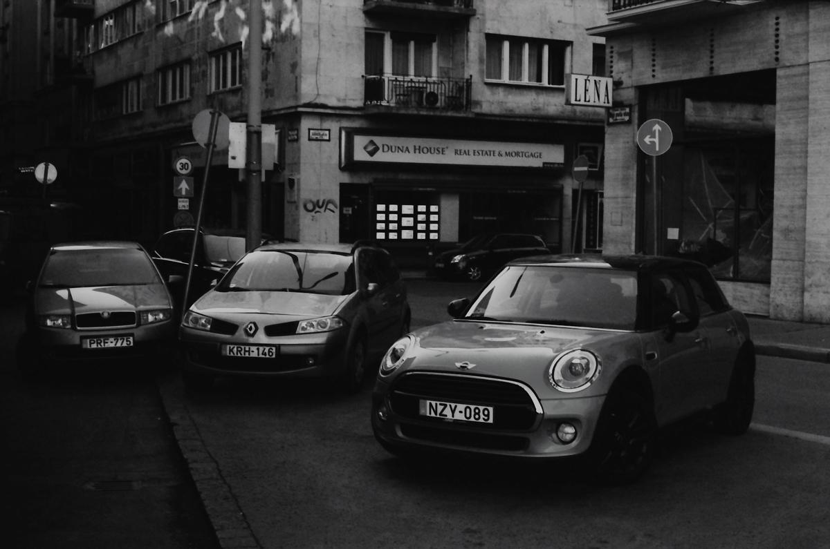 LeicaM4で撮るブダペストとウィーンの街
