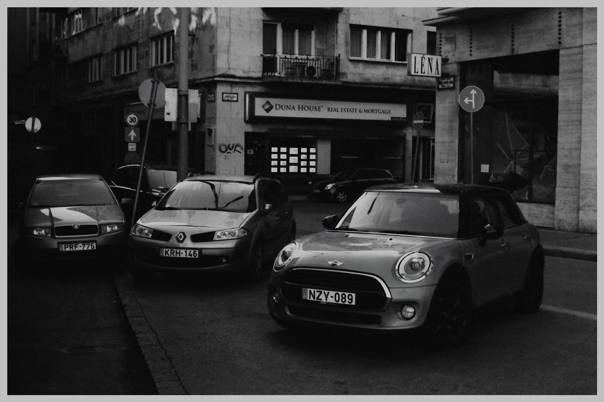LeicaM4とウィーン