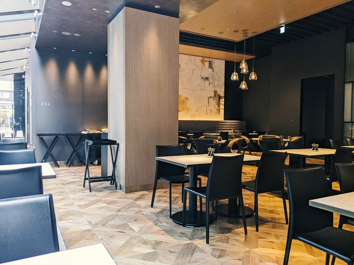 ACホテル東京銀座のレストラン