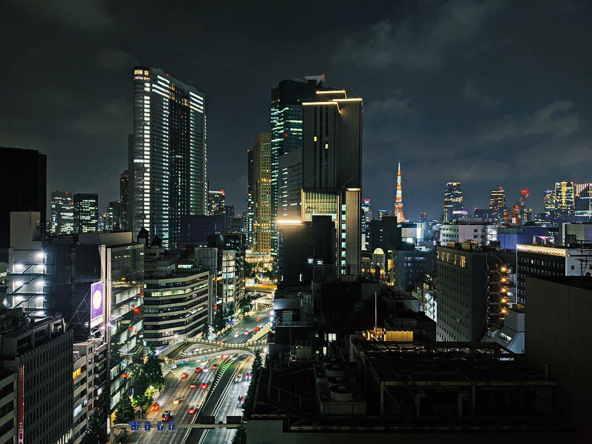 ACホテル東京銀座ルーフテラス