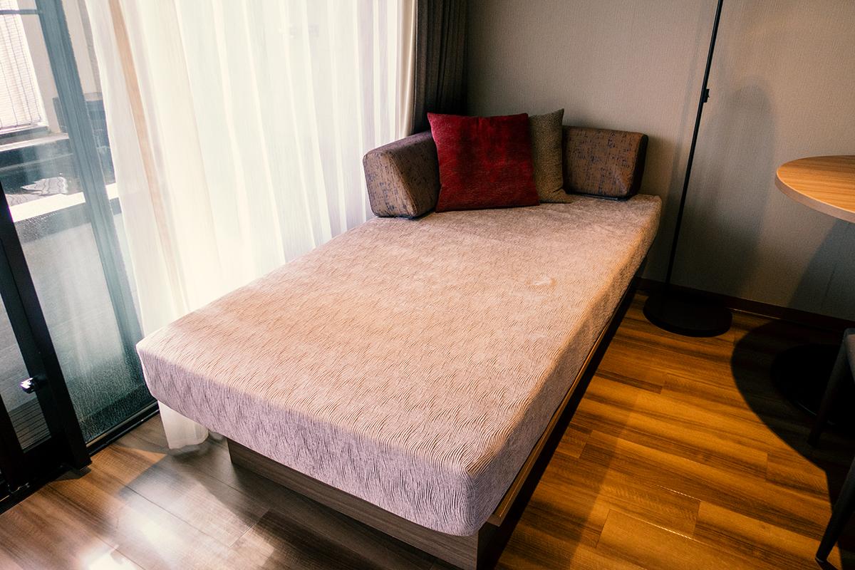 伊豆マリオットホテル修善寺の温泉露天風呂付きデラックスルーム
